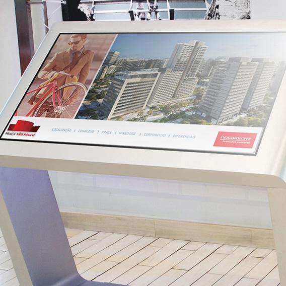 Desenvolvimento para Odebrecht